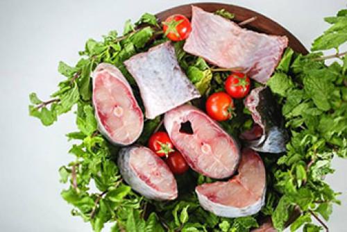 Best Value Whole Rohu (Bengali Cut) - Fish 1000 Grm