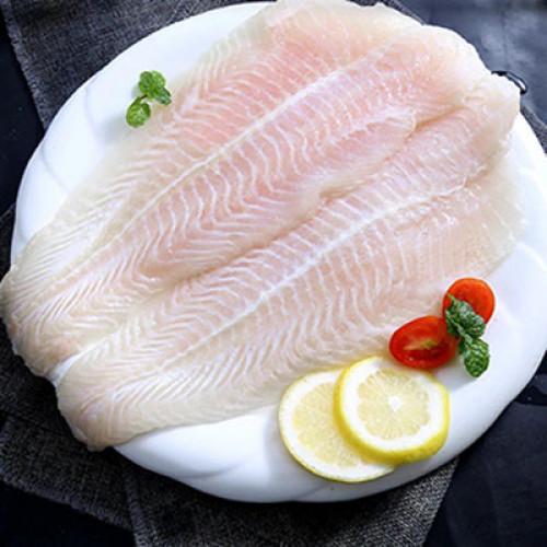 Sea Basa Fish - Fillet - 800 Grm- 1000 Grm